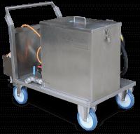 Dispozitivele RWR-80 L de Curăţare a Ţevilor şi a Schimbătoarelor de Căldură